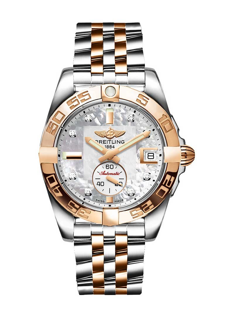 Breitling Galactic 36 Automatic in 2-Tone