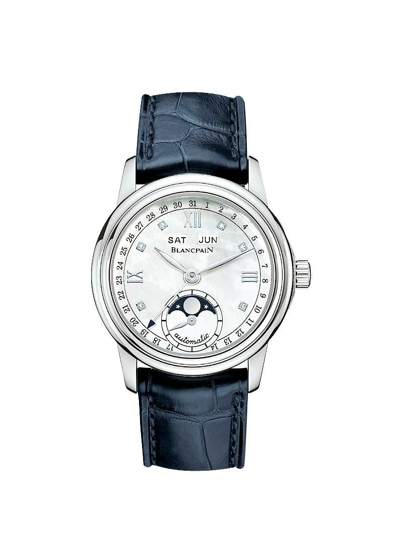 Blancpain Leman Moonphase & Complete Calendar