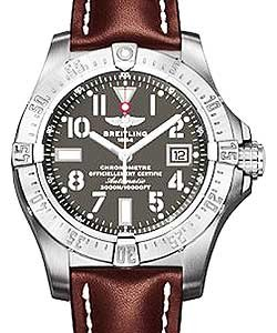 A1733010/F538-leather-brown-deployant