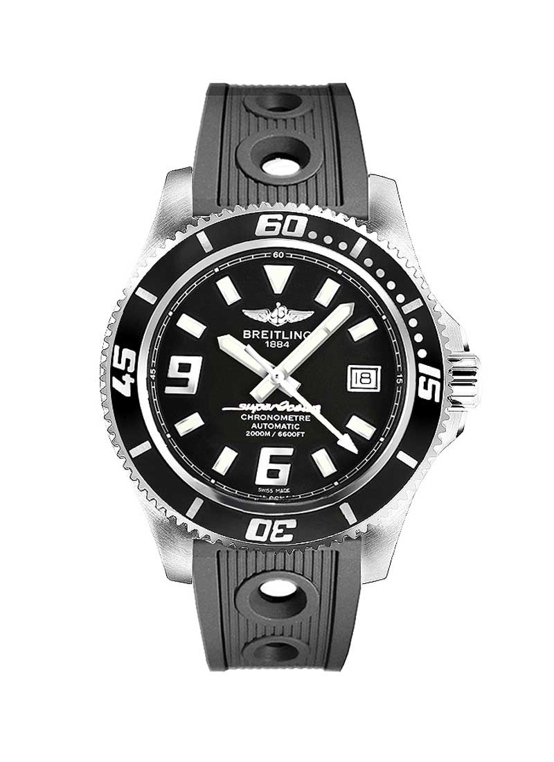 Breitling Superocean Abyss 44mm in Steel