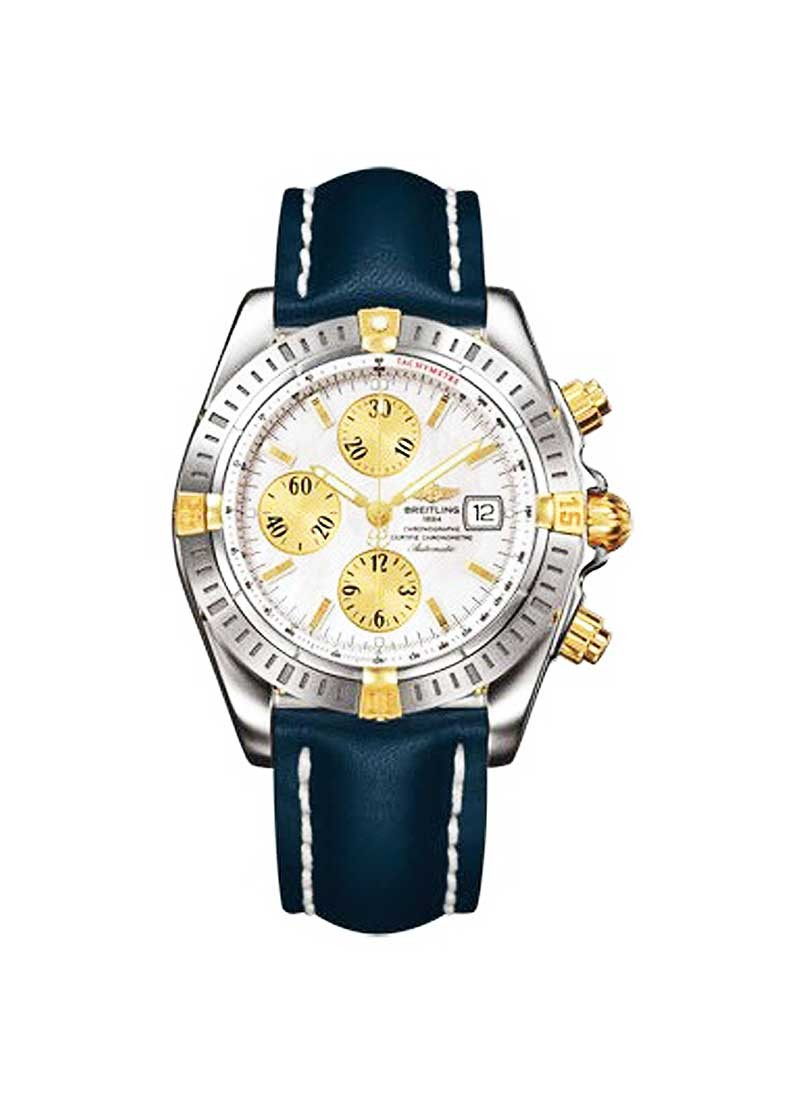 Breitling Chronomat Evolution Men's Automatic in 2-Tone
