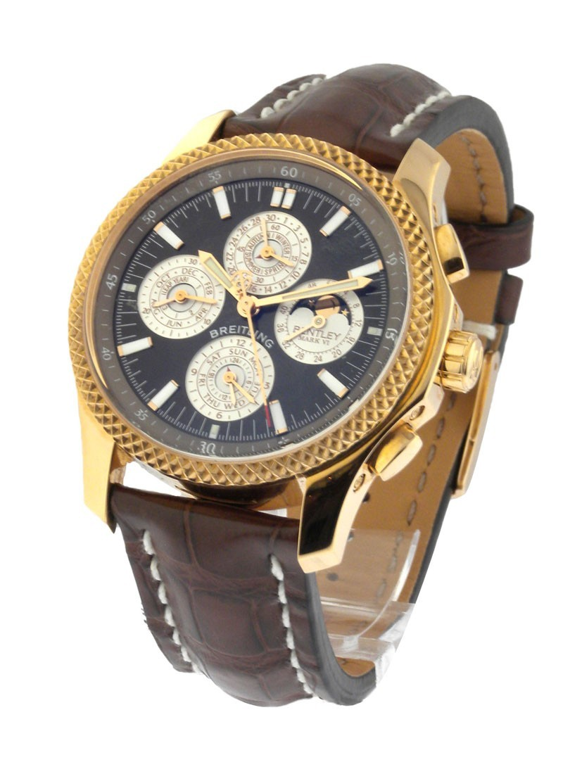 Breitling Mark VI Complications 29 Men's Automatic in Rose Gold