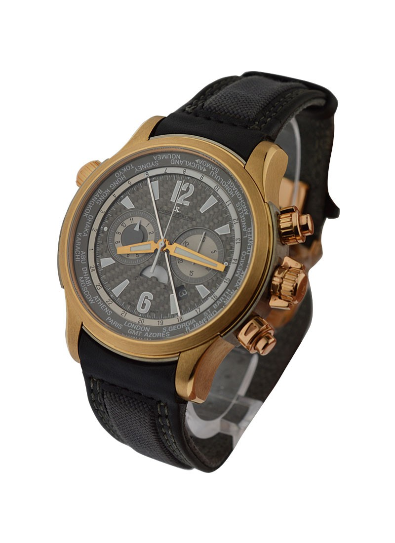 Jaeger - LeCoultre Master Compressor Extreme World Chronograph