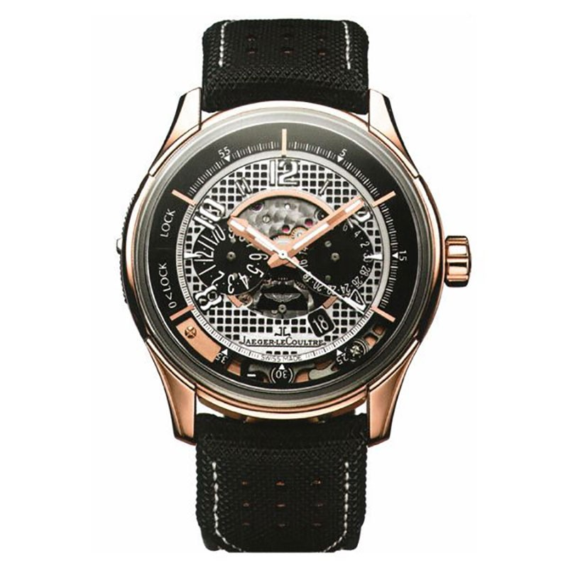 Jaeger - LeCoultre Aston Martin AMVOX2 Grand Chronograph in Rose Gold