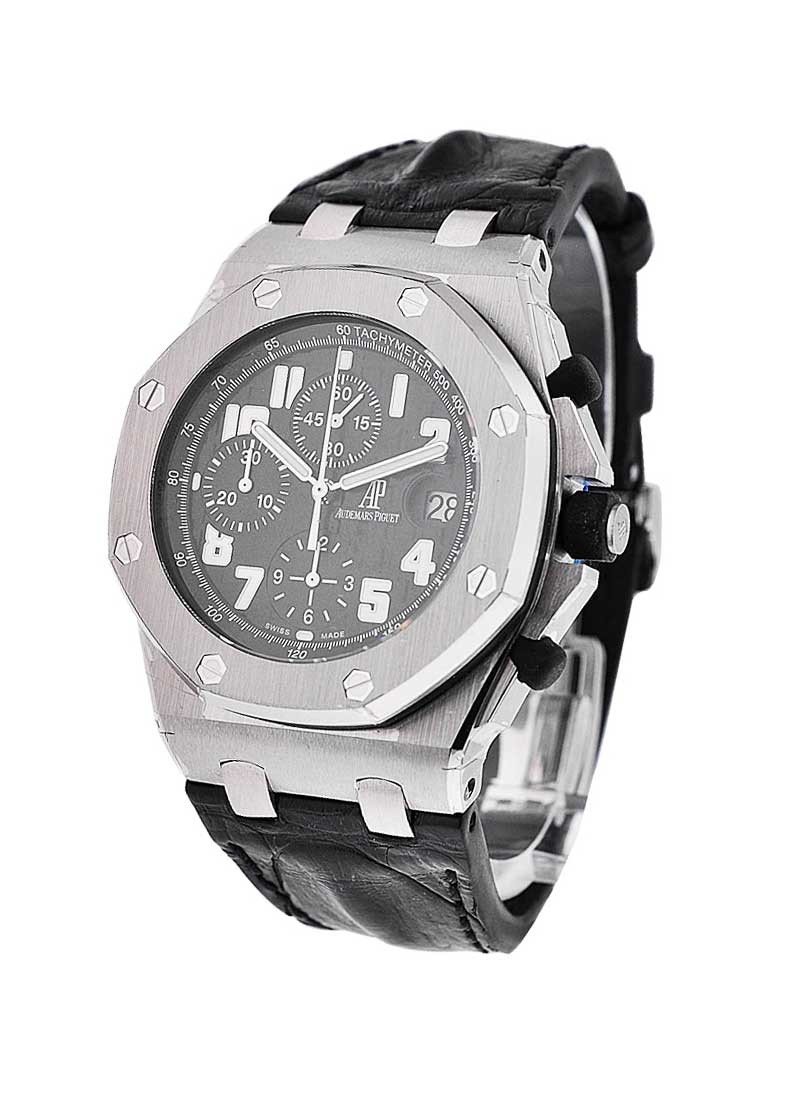 Audemars Piguet Offshore Chronograph Themes 42mm in Steel