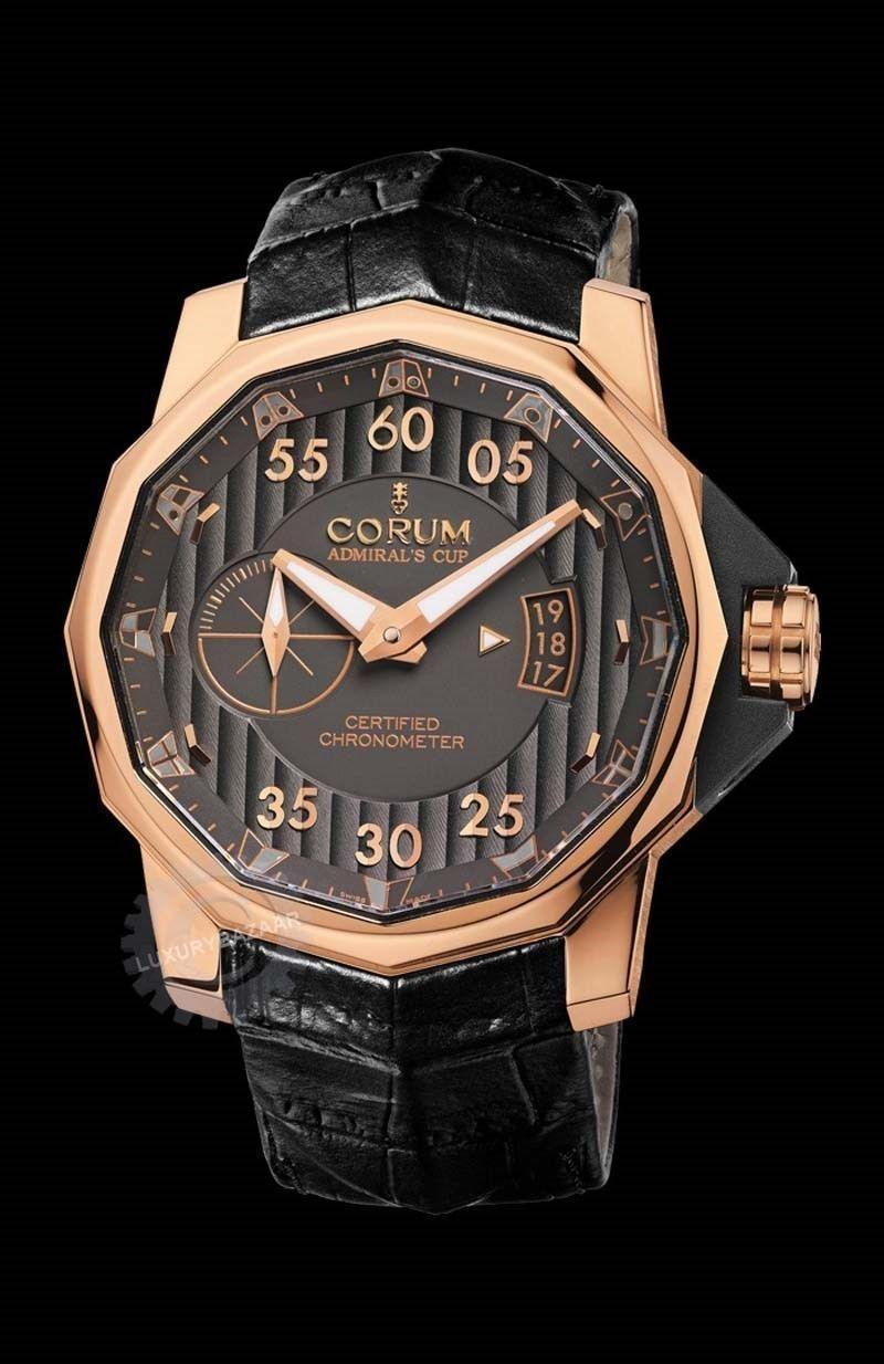 Corum Admirals Cup Challenge in Rose Gold