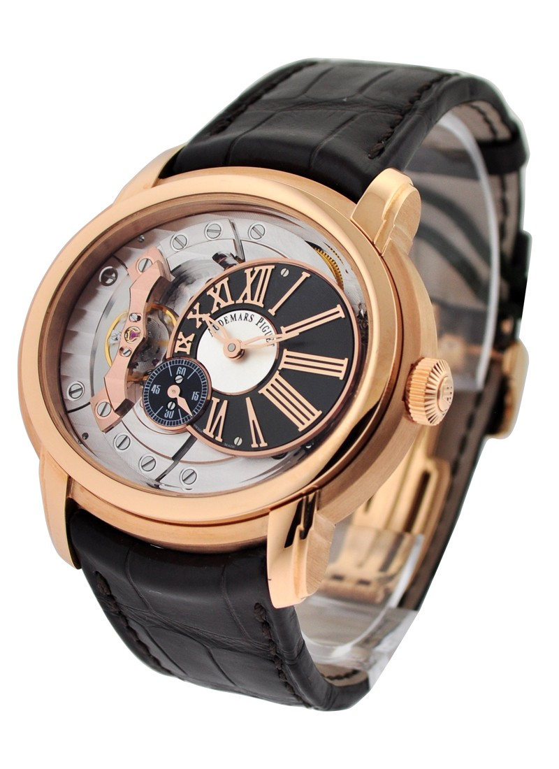 Audemars Piguet Millenary 4101 in Rose Gold