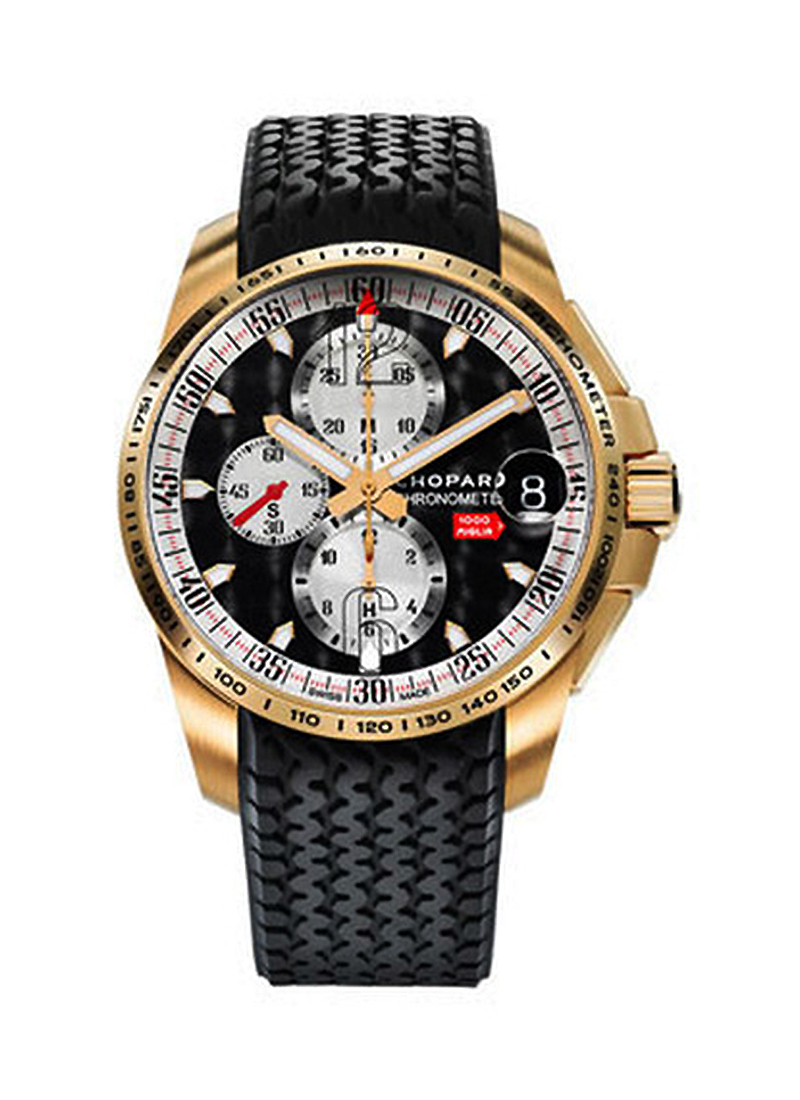 Chopard Mille Miglia GT XL Chrono 2011 in Rose Gold