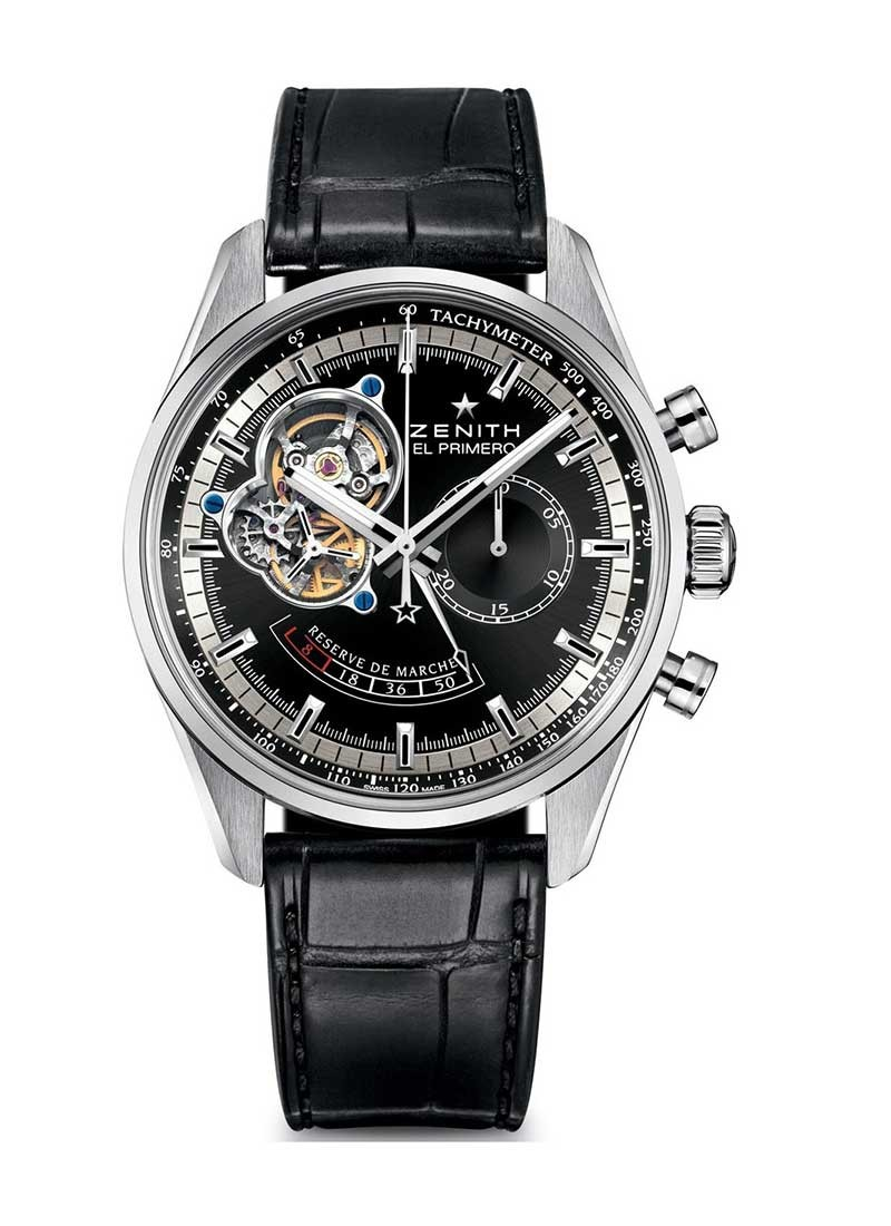 Zenith Chronomaster Open Men''''s 42mm in Steel