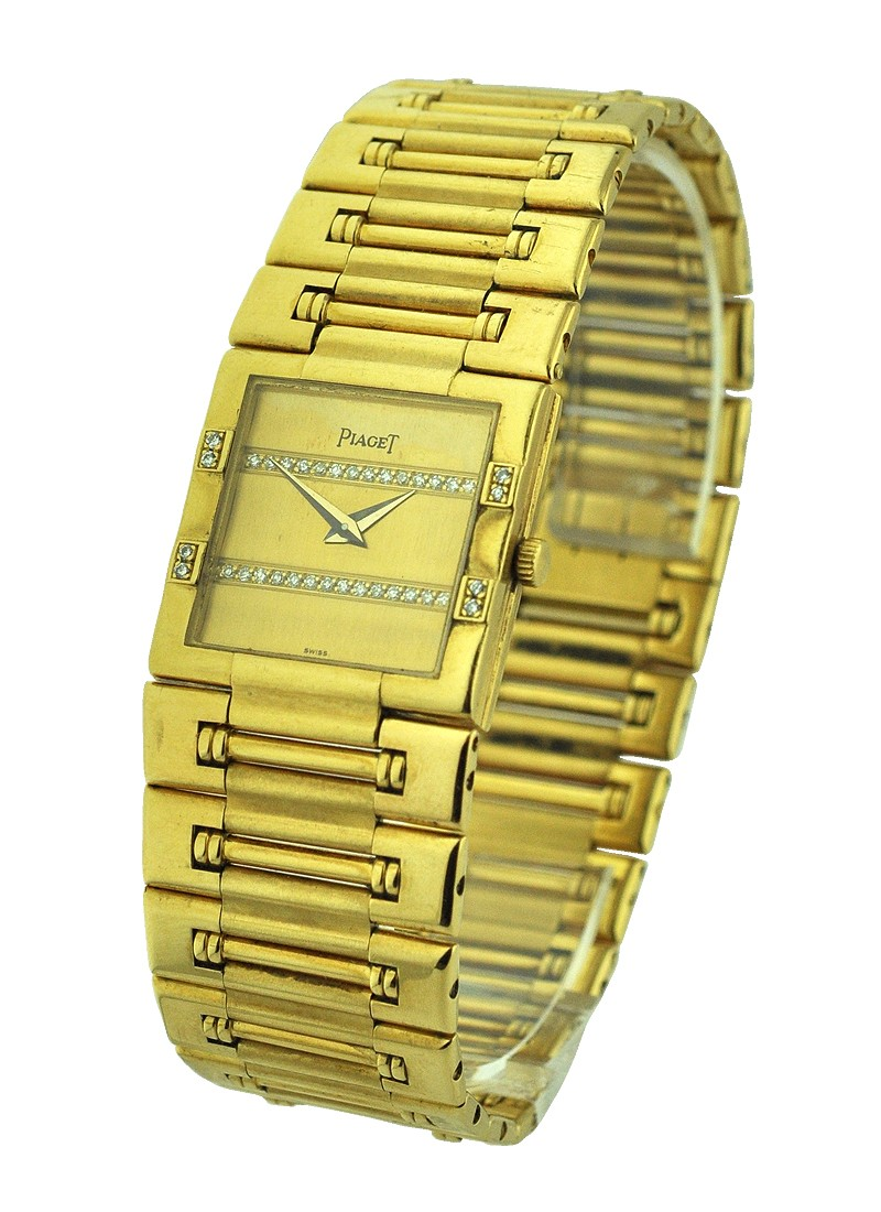 Piaget Square Dancer 23mm