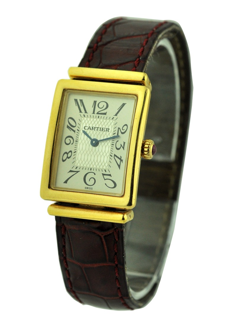 Cartier Vintage Cartier Tank Rectangle