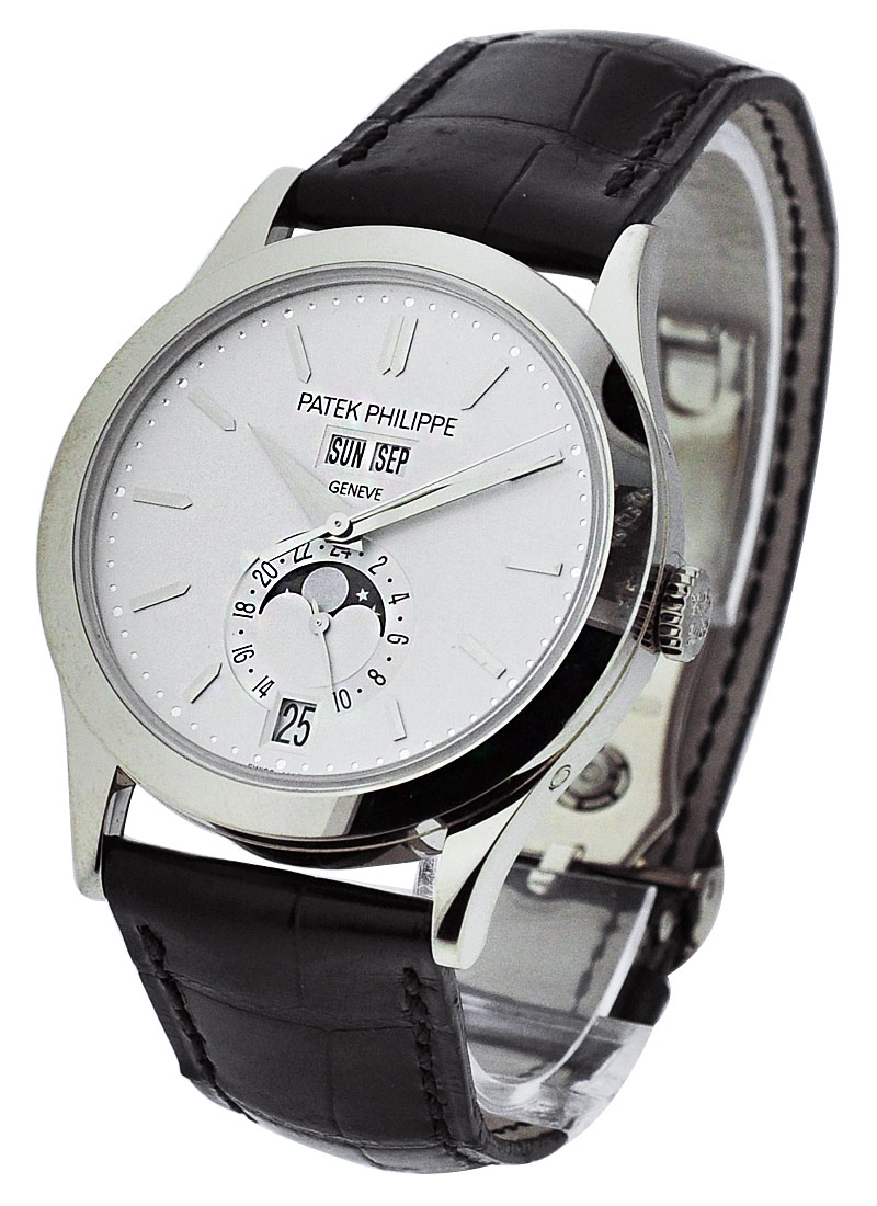 Patek Philippe Annual Calendar Ref 5396G in White Gold