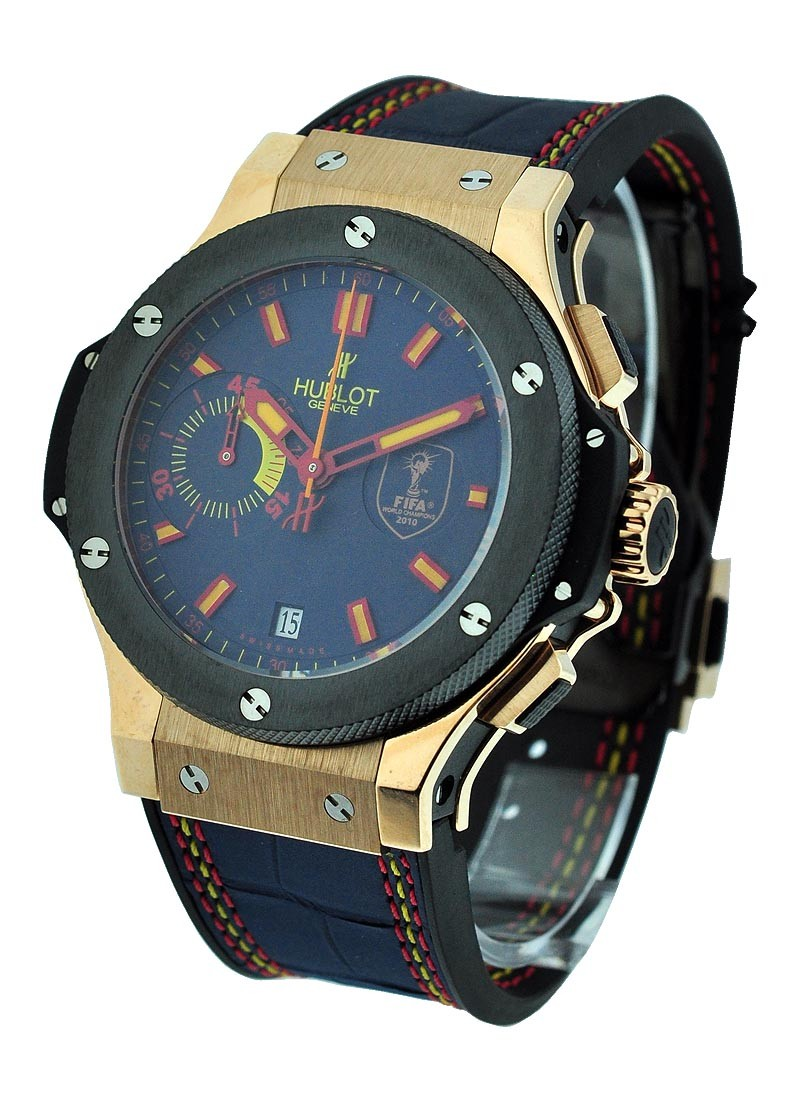Hublot Big Bang FIFA 2010 World Cup for South Africa