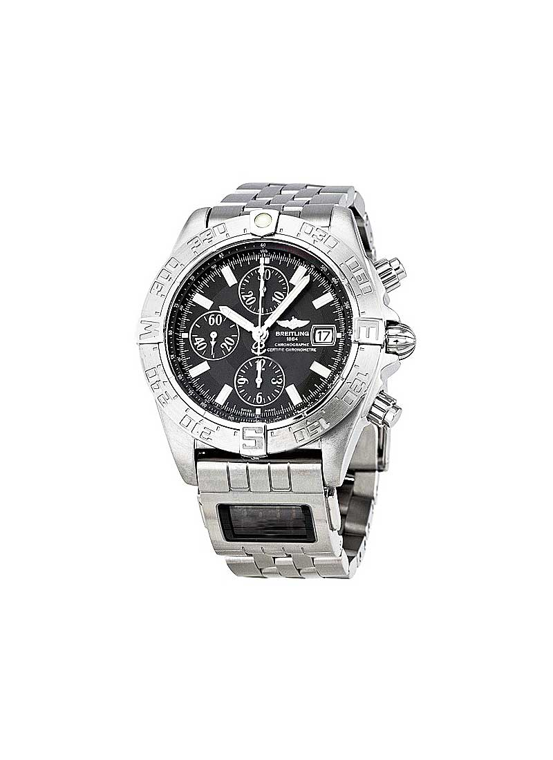 Breitling Windrider Chrono-Galactic 44mm Automatic in Steel