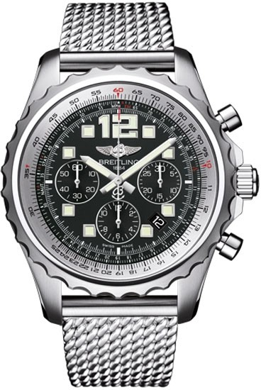 Breitling Chronospace Chronograph in Steel