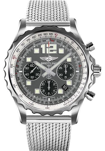 Breitling Chronospace Men's Automatic in Steel
