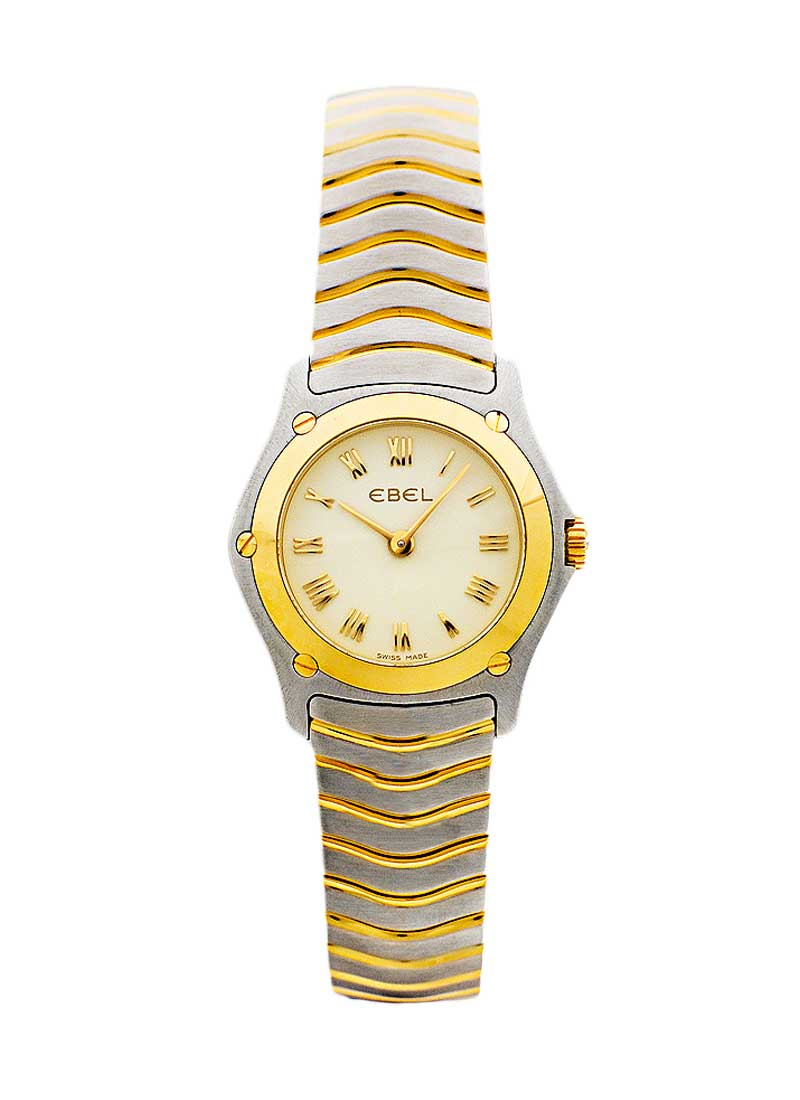 Ebel Classic Wave Mini Ladies' 2-Tone