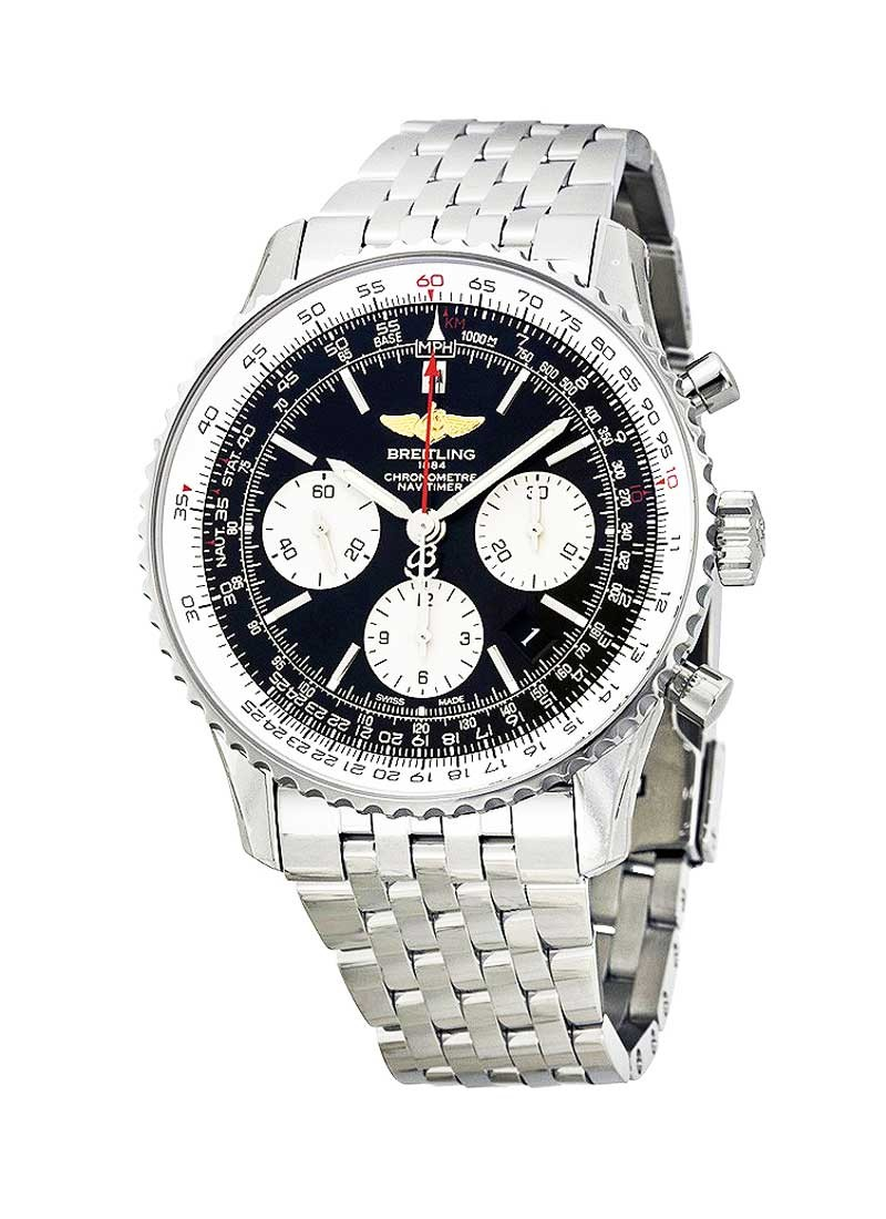 Breitling Navitimer 01Chronograph Automatic in Steel