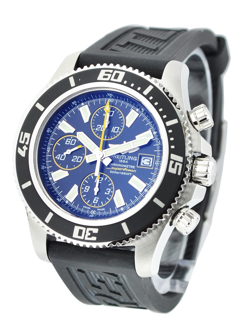 Breitling Superocean Abyss Chronograph II in Steel