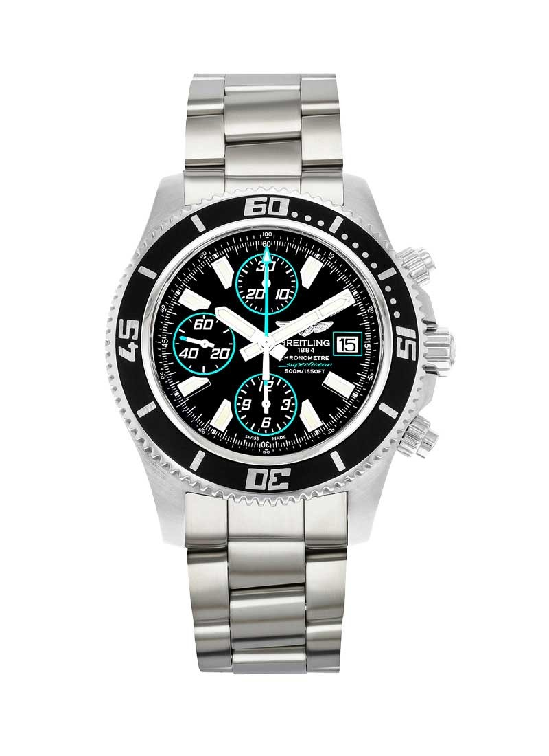Breitling Superocean Abyss Chronograph II 44mm in Steel