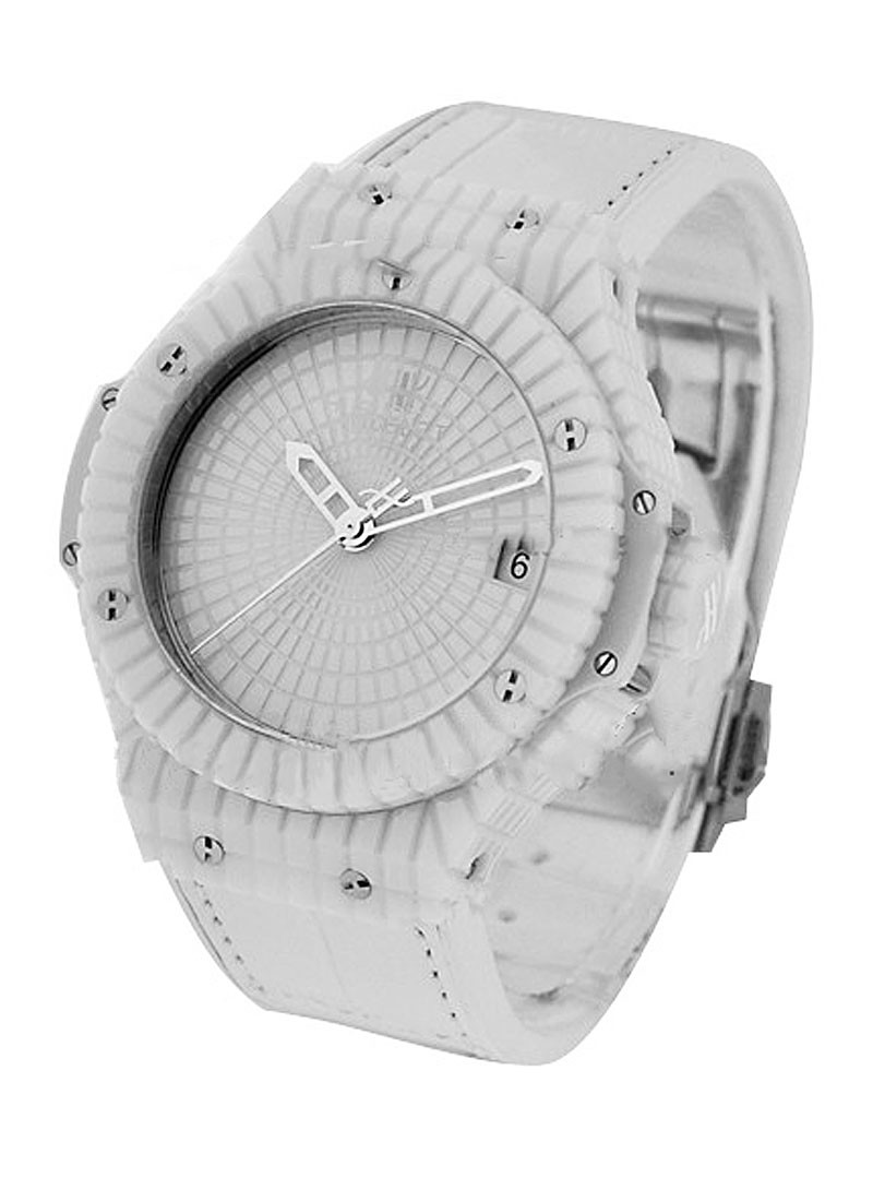 Hublot  White Caviar 41mm Big Bang