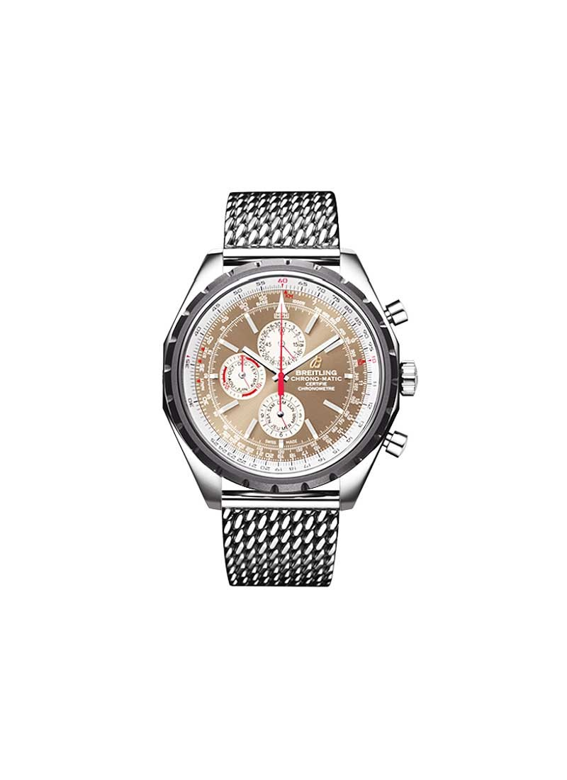 Breitling Navitimer Chrono-matic  1461 Men's Automatic in Steel