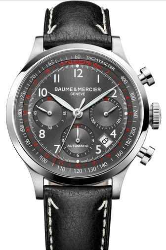 Baume & Mercier Capeland Chronograph  in Steel