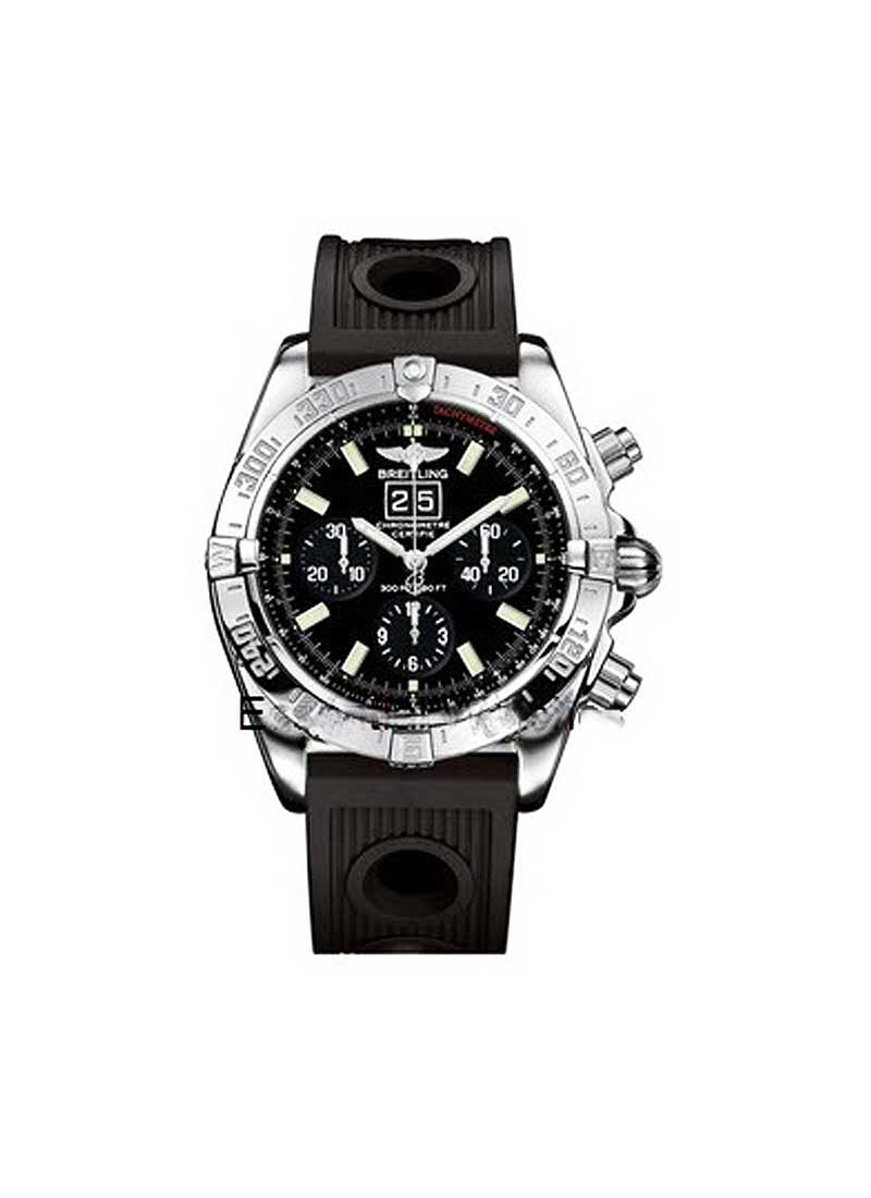 Breitling Windrider Blackbird Men''s Automatic in Steel