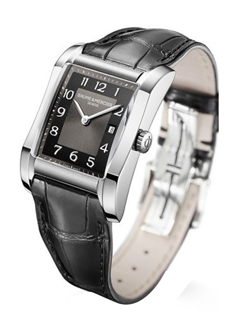 Baume & Mercier Hampton Classic in Steel