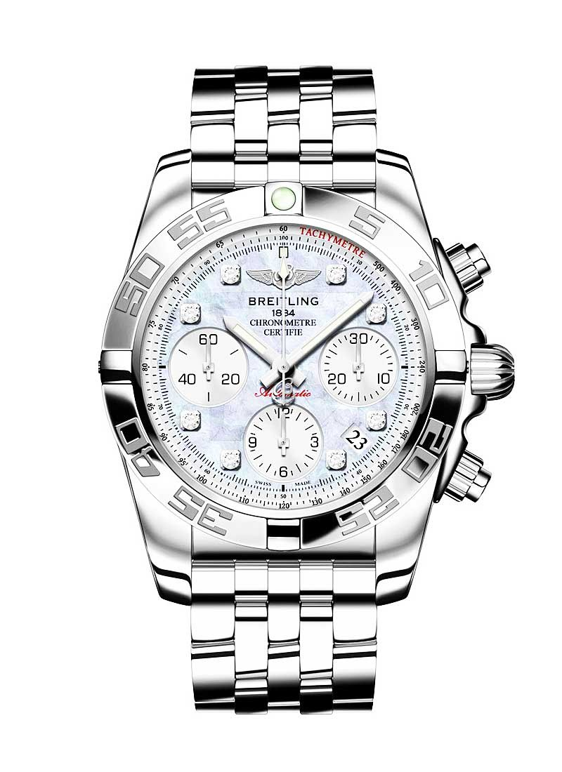 Breitling Chronomat Evolution in Steel