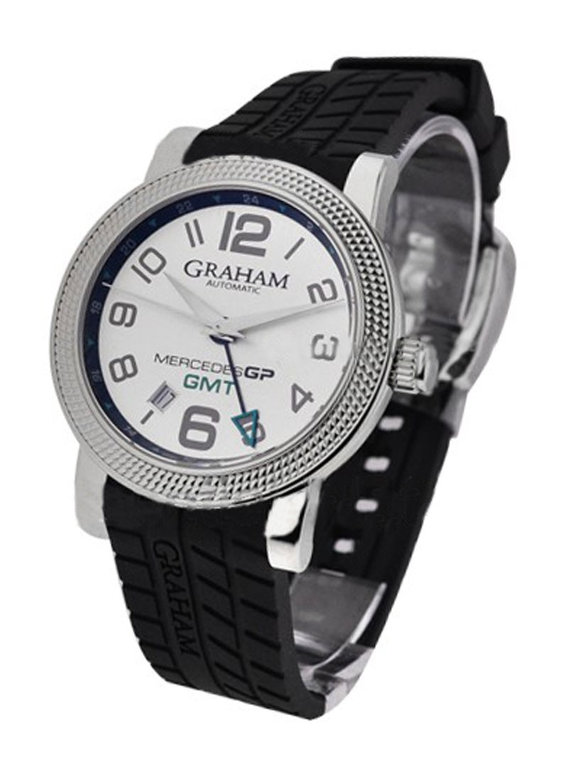 Graham Graham Mercedes GP Time Zone Watch
