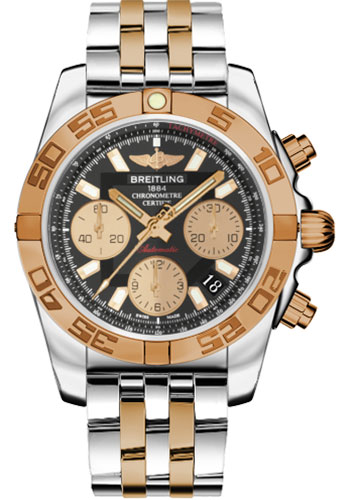 Breitling Chronomat 41 Men's Automatic in 2-Tone