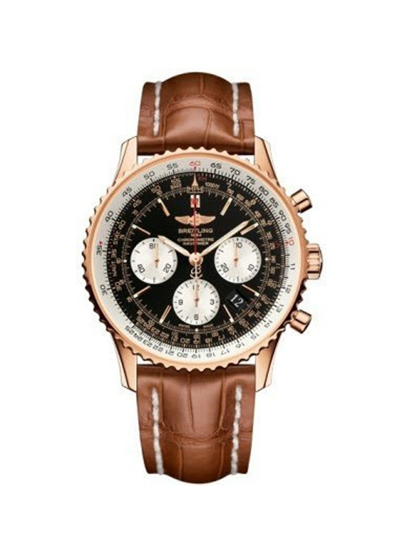 Breitling Navitimer 01 Men's Automatic in Rose Gold