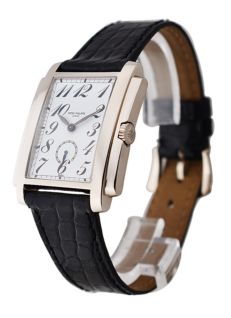 Patek Philippe Gondolo Art Deco 5024 in White Gold