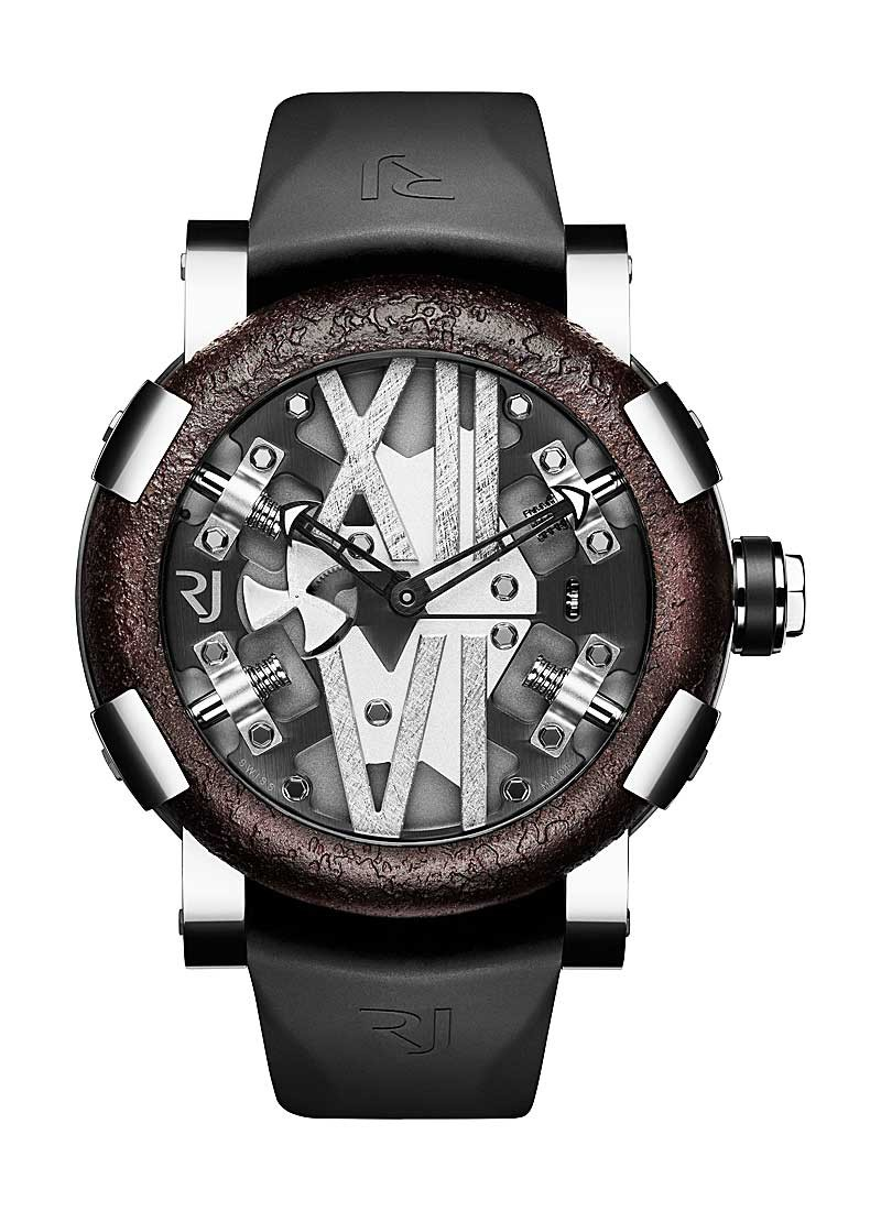 Romain Jerome Titanic DNA  Chronograph in Rusted Steel