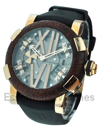 Romain Jerome Steampunk Rose Gold   Limited to 2012 pcs
