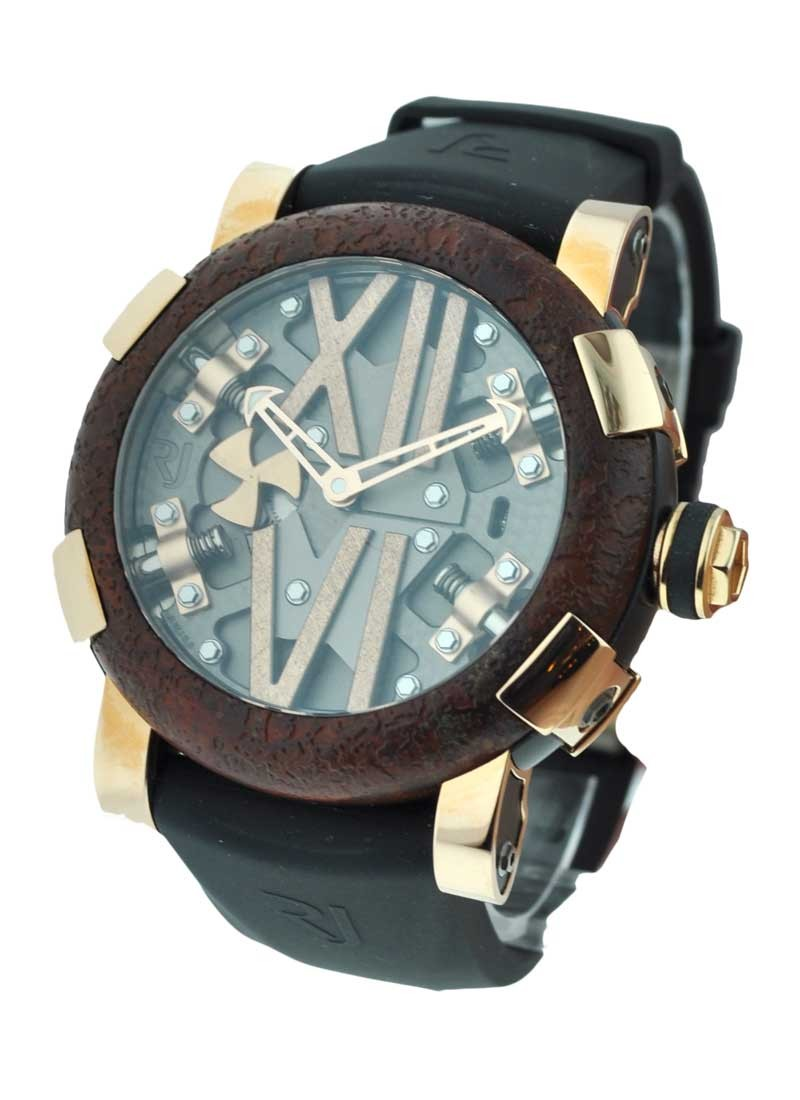 Romain Jerome Steampunk Rose Gold - Limited to 2012 pcs