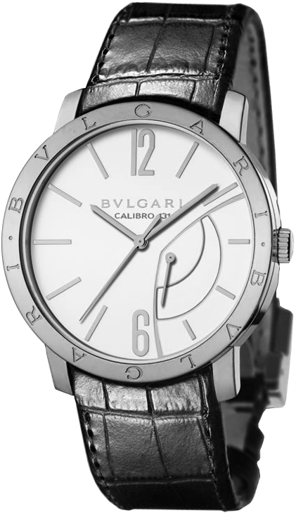 Bvlgari Bvlgari Power Reserve in Steel