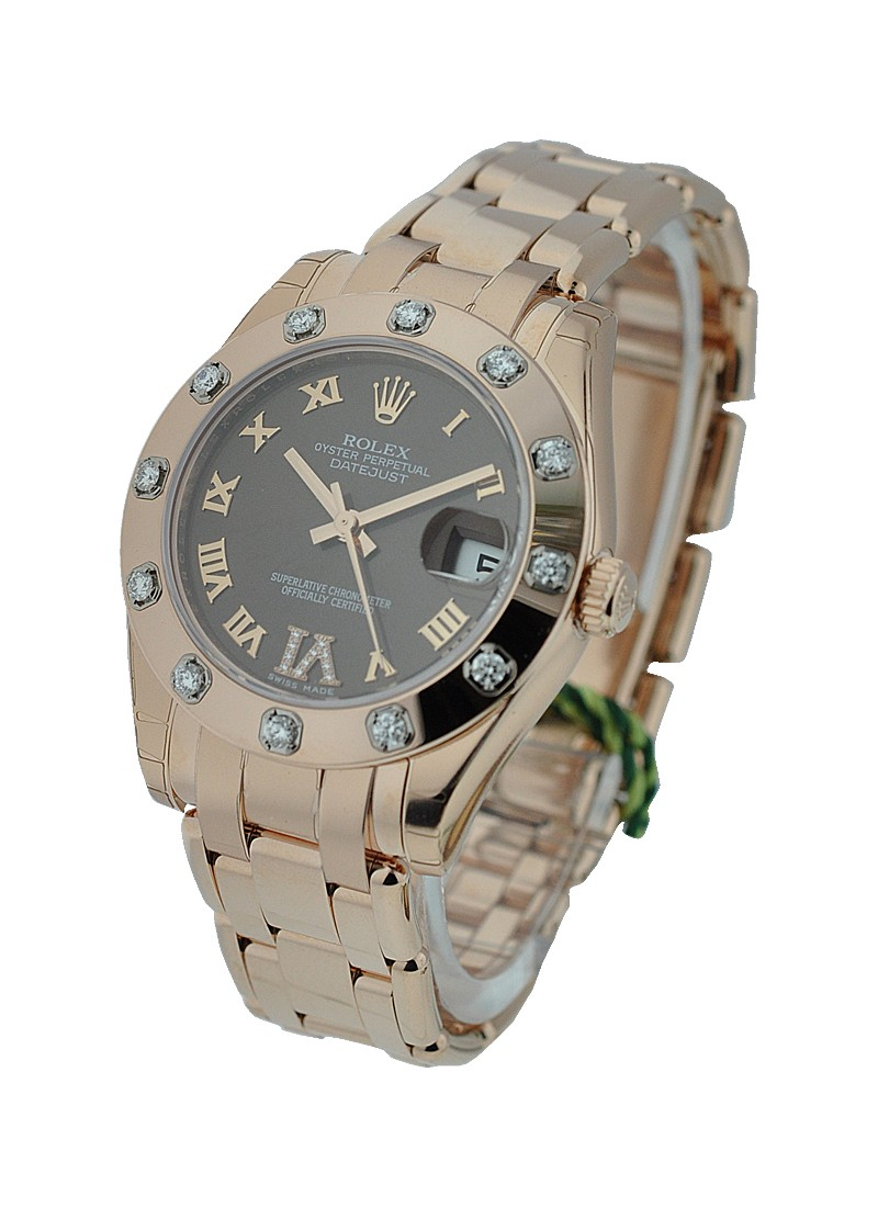 Rolex Unworn Rose Gold Midsize Masterpiece   Special Edition