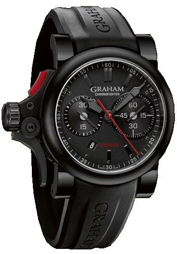 Graham Chronofighter Trigger Flyback