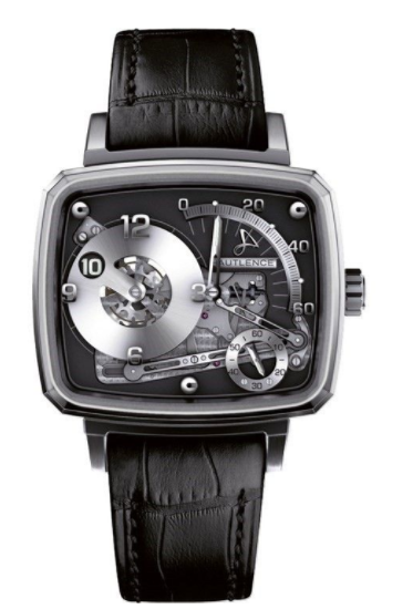 Hautlence HL06 Jump Hours, Retrograde Minutes & Power Reserve n White Gold