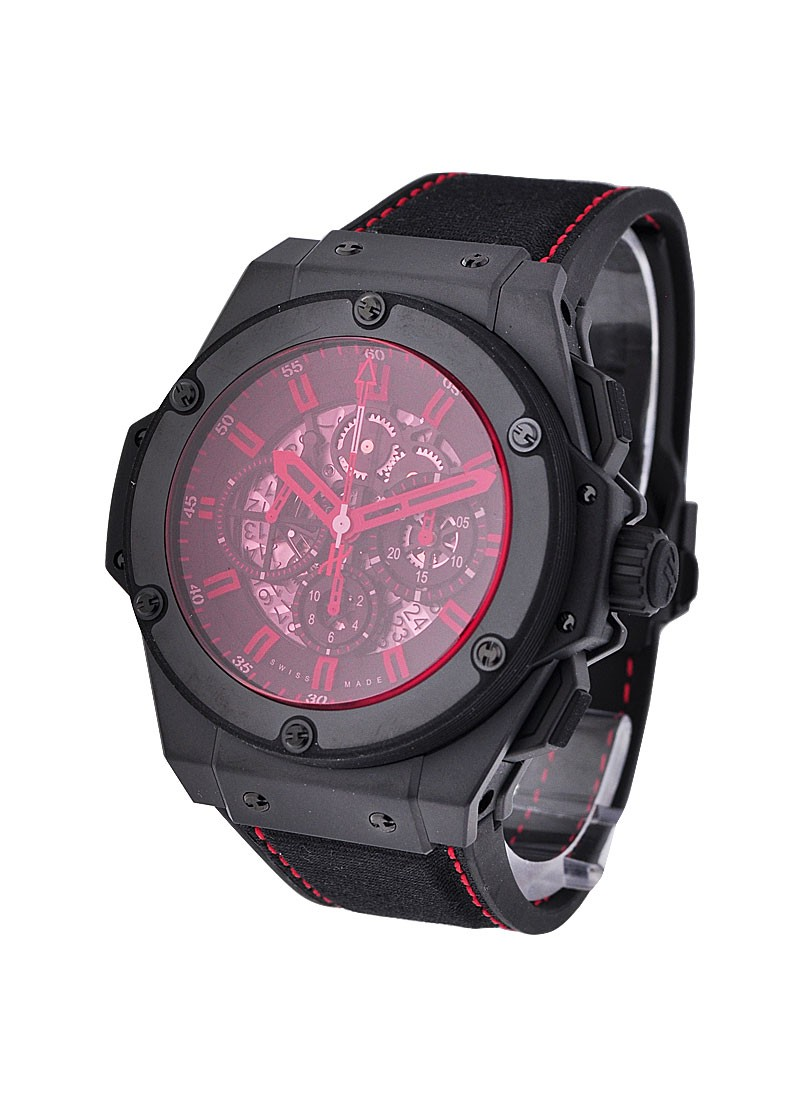 Hublot King Power Congo Special Editoin