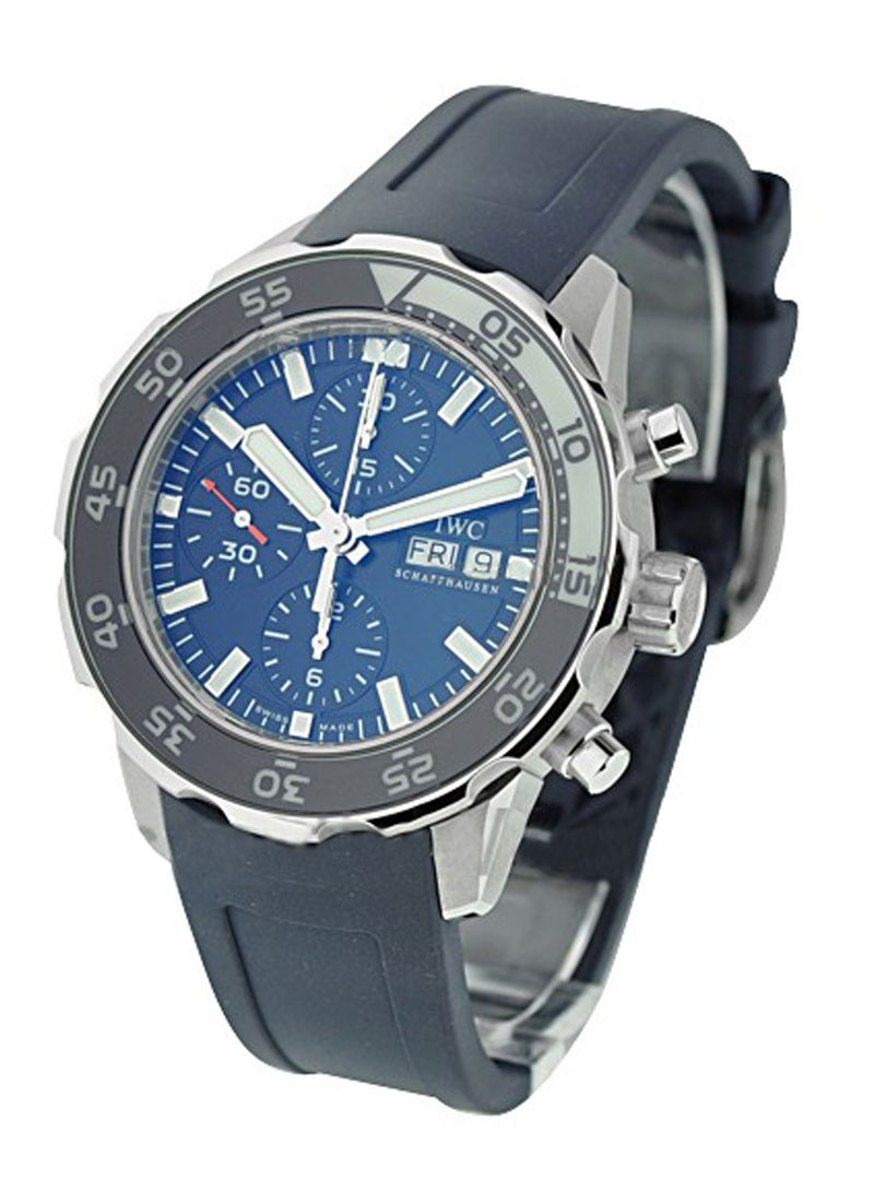 IWC Aquatimer Chrono Automatic