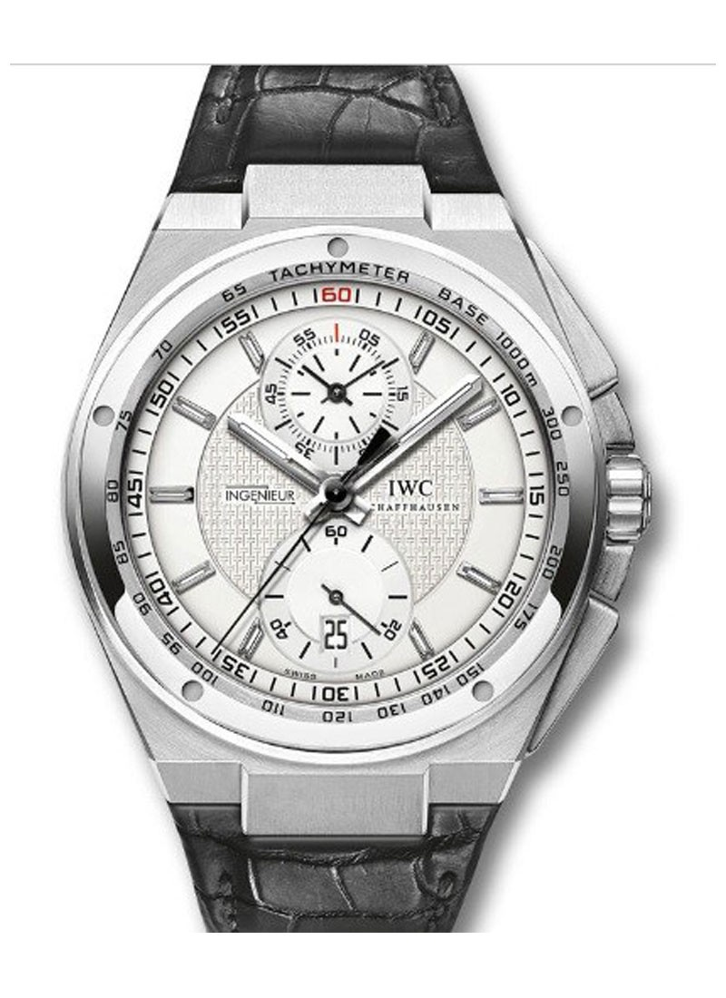 IWC Big Ingenieur Chronograph 45.5mm Automatic in Steel