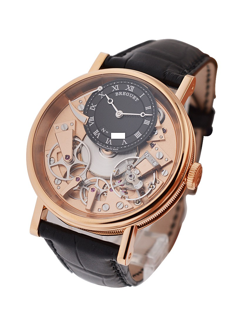 Breguet La Tradition 40mm in Rose Gold