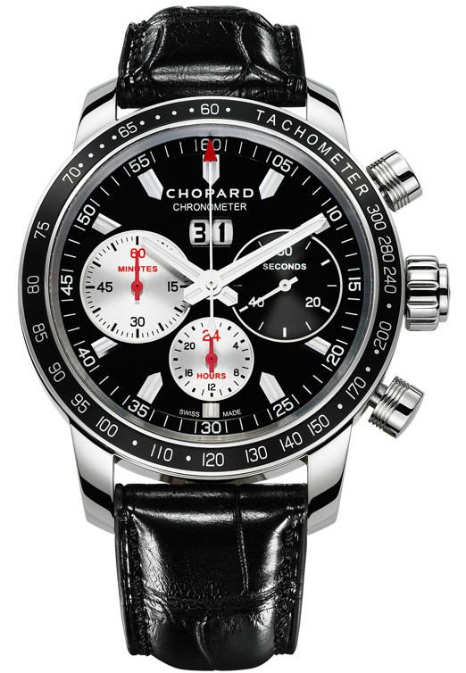 Chopard Mille Miglia Jacky Ickx Edition V in Steel