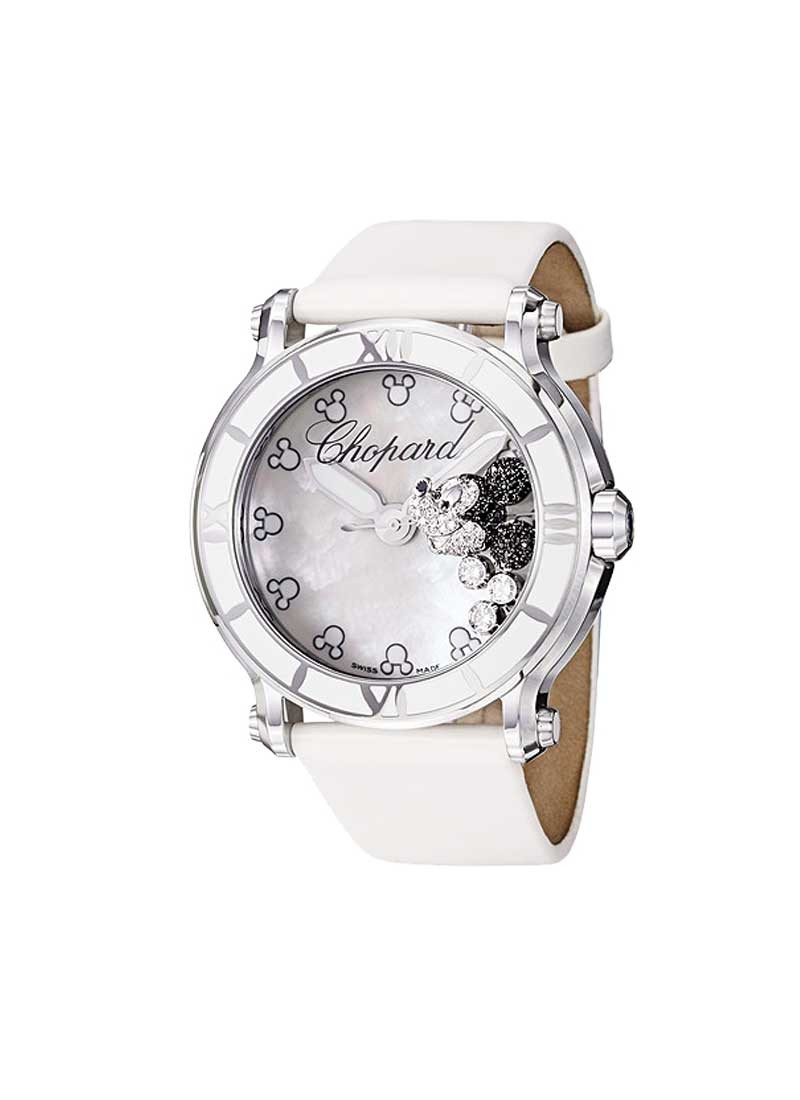 349ddb367 288524-3004 Chopard Happy Sport Mickey Mouse | Essential Watches
