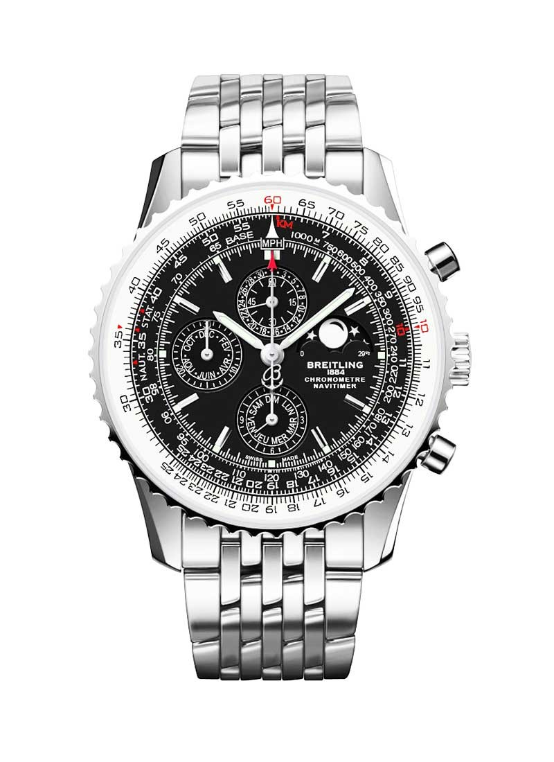 Breitling Navitimer 1461 Limited Edition Automatic in Steel