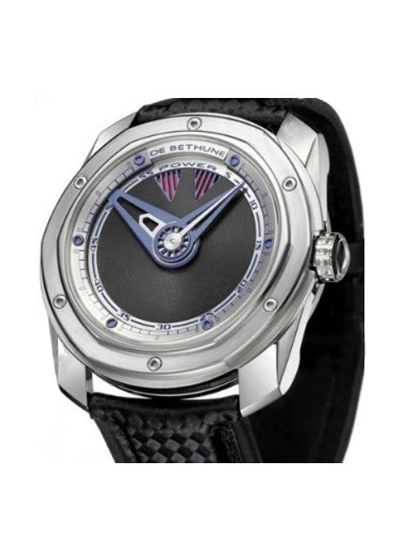 Debethune DB 22 Power in White Gold - Limited Edition of 50