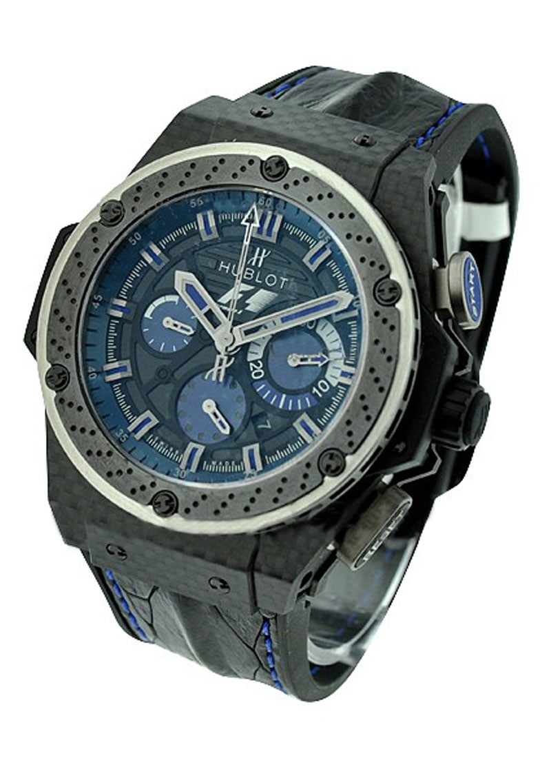Hublot King Power F1 Interlagos in Carbon Fiber - Limited to 250 pcs